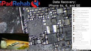 Data Recovery: iPhone 6s, 6, and SE