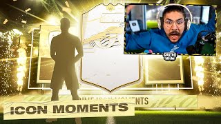 I packed my best MOMENTS ICON!