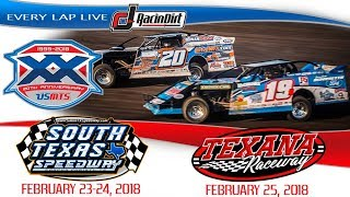 9th Annual Summit USMTS Winter Speedweeks begins Feb. 23-25 in South Texas