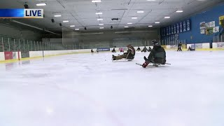 Montana Independent Living Project creating Adaptive ice hockey team