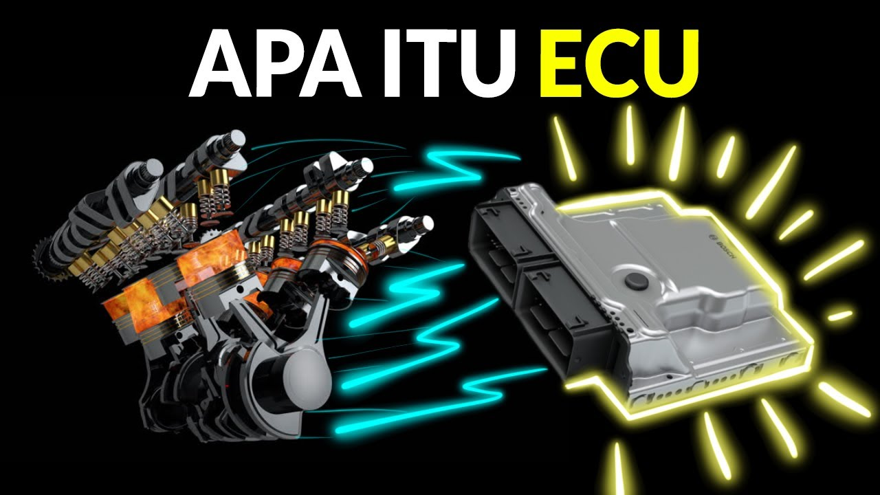 Download Bagaimana ECU Berfungsi - Penjelasan Teknikal