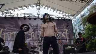 Kabadi Live Gothic Black Fest 2
