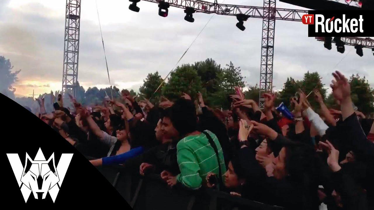 WOLFINE Mega fest 2012