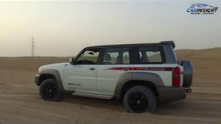Nissan Patrol Super Safari - Test Drive | Desert Showdown | UAE | Dunebashing