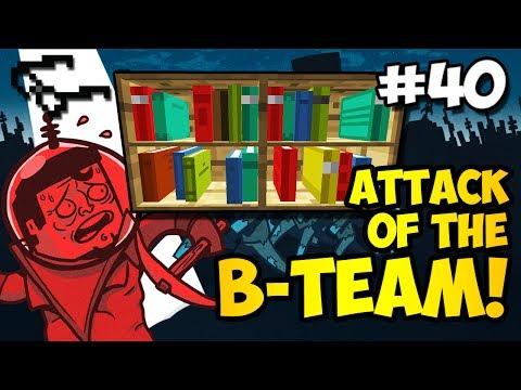 Minecraft: BIBLIOCRAFT MOD - Attack of the B-Team Ep. 40 (HD)