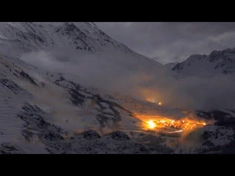 The Fine Line - Official Trailer - Rocky Mountain Sherpas Cinema [HD]