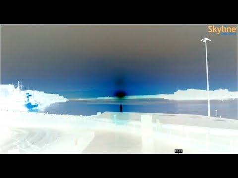 05 29 2017 SKYLINE Webcams Grand Harbour Valletta Malta BINARY SUNS