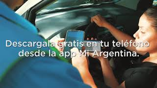 La licencia de conducir, ahora es digital, la llevás en el celular
