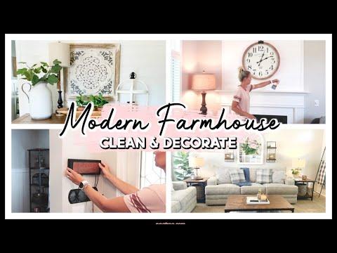 MODERN FARMHOUSE CLEAN