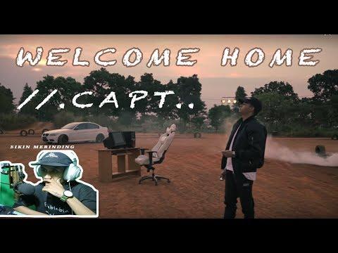 [REACTION] - Welcome Home - Reza Oktovian (rapyourbae)