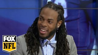 Repeat youtube video Richard Sherman/Tom Brady - You Mad Bro?