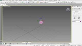 3ds Max 2015 教學課程 0222 Animation動畫 TimeConfiguration時間設置