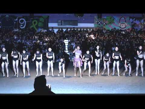 DB Dance Company Performing Arts Rally