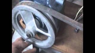 Tutorial Como armar una compresora para pintar o inflar neumaticos 2a parte