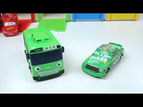 Autos Juegos Colores Pelotas Cars Kids Trucks Street Games Niños Aprender Vehicles Rainbow disney