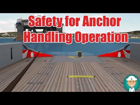 Safety for Anchor Handling Operation
