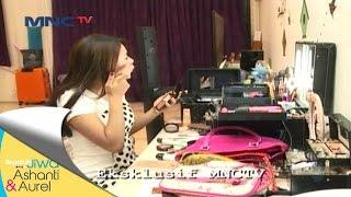 Eksklusif - Tutorial Make Up Aurel Hermansyah - Separuh Jiwa Ashanty Aurel (17/9)