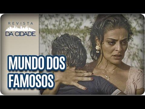 Juliana Paes, Xuxa e Dança dos Famosos - Revista da Cidade (11/01/17)