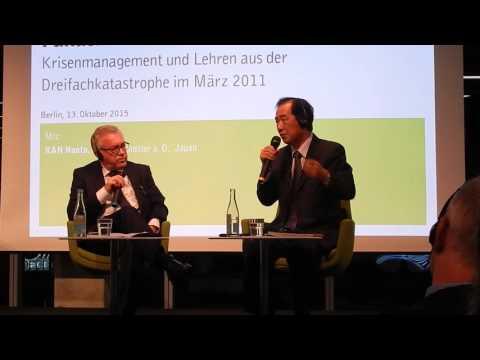 Interview Matthias Nass, Die Zeit, Berlin mit Kan Naoto