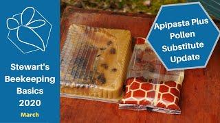 Apipasta Plus Update - Stewart Spinks at the Norfolk Honey Co.