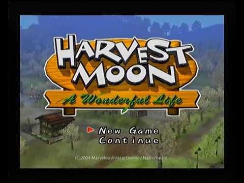 Harvest moon a wonderful life muffy
