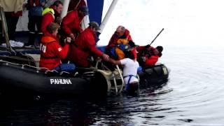 Polar Plunge - Sai Prasad: Antarctic Ocean