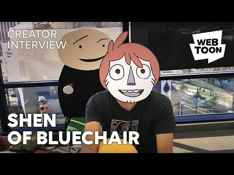 Creator's Interview with Shen - Bluechair