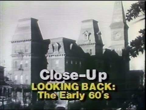 Macon, GA   13 WMAZ TV   Close Up Looking Back   The Early 60's