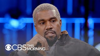 Kanye West opens up to David Letterman about his struggle with bipolar disorder