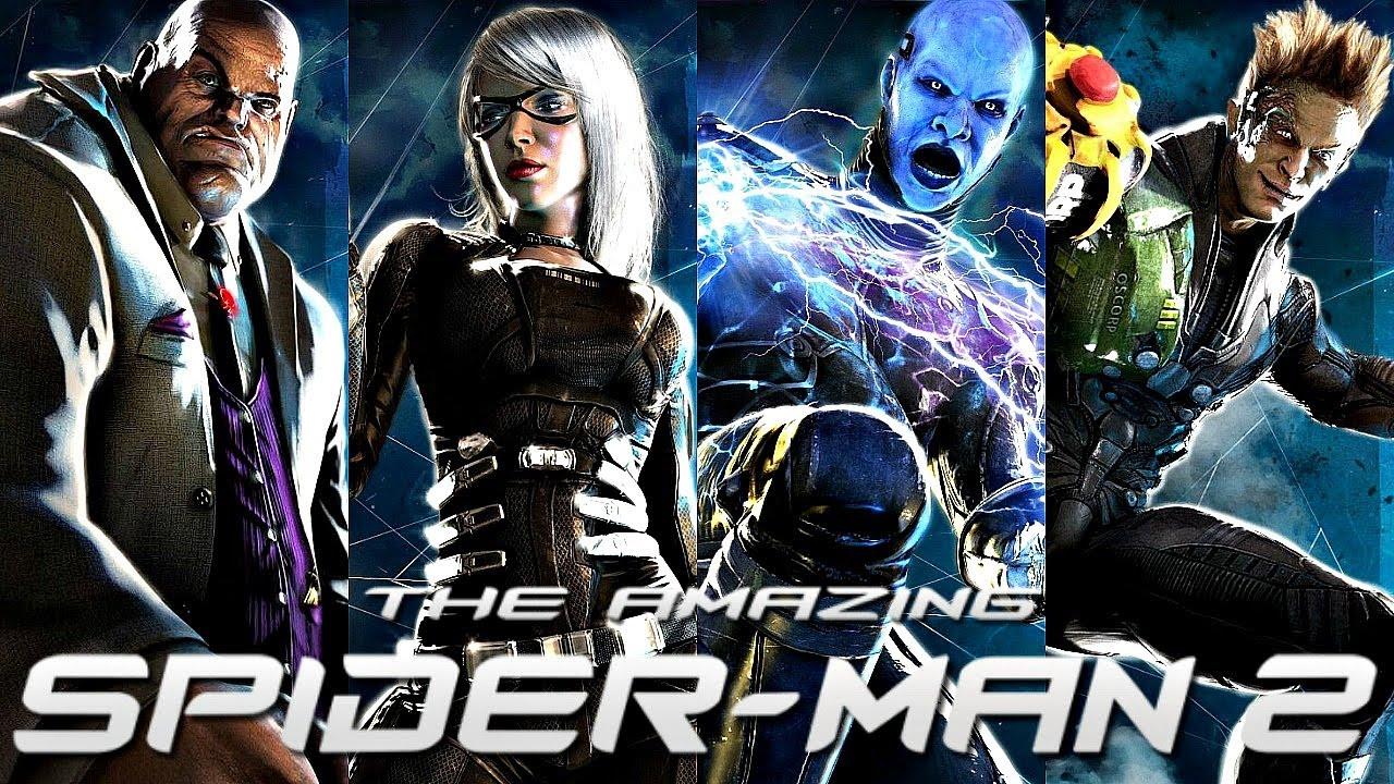 Spider man 2 video game villains craps gambling jack moes online