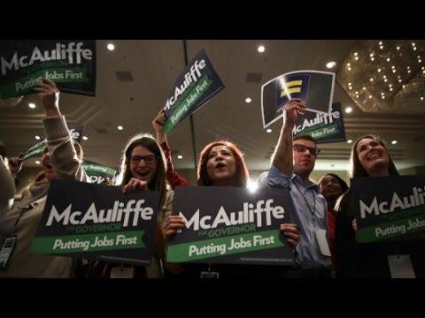 CNN: McAuliffe wins in Virginia