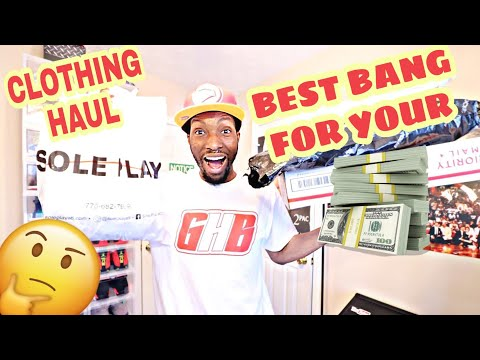 BEST BANG FOR YOUR BUCK! CLOTHING HAUL