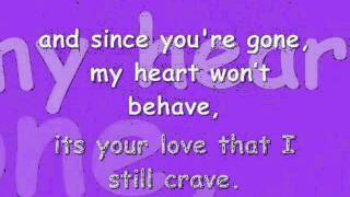 Crave - Marc Dorsey (lyrics)