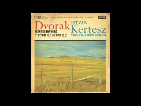 Silent Tone Record/ドヴォルザーク:交響曲9番「新世界」/イシュトヴァン・ケルテス指揮ウィーン・フィルハーモニー管弦楽団/英DECCA:SXL 2289/サイレント・トーン・レコード