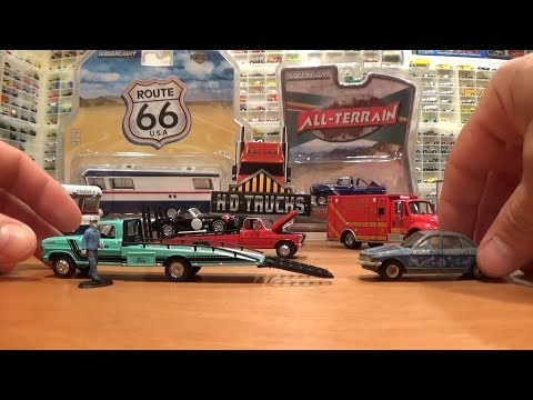 Greenlight Heavy Duty HD Trucks - Series 9