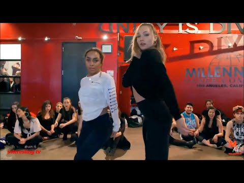 Charlize Glass And Maddie Ziegler Dance Compilation