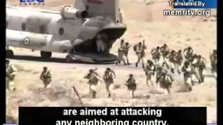 IRAN MILITARY POWER WILL DESTROY ALL ENEMY