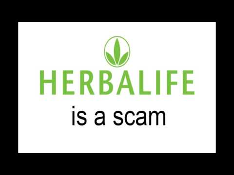 Herbal life scam