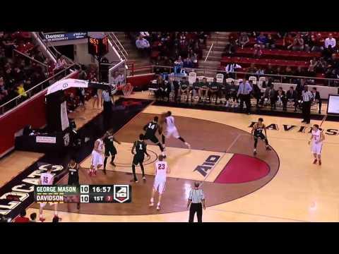 Jack Gibbs 2015-16 Highlights - Davidson College