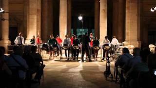 Eine Kleine Nachtmusik - Mozart by Toronto All Stars Steel Orchestra LIVE IN ITALY 2011