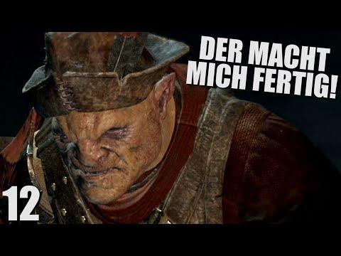 Mittelerde: Schatten des Krieges #12 Der macht mich fertig! | Shadow of War Gameplay German