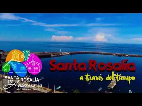 Santa Rosalía a través del tiempo
