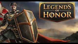Legends of Honor Gameplay Review - HD