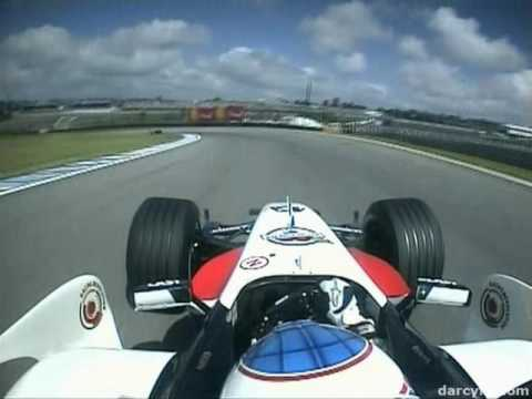 F1 Interlagos 2006 - Jenson Button Onboard