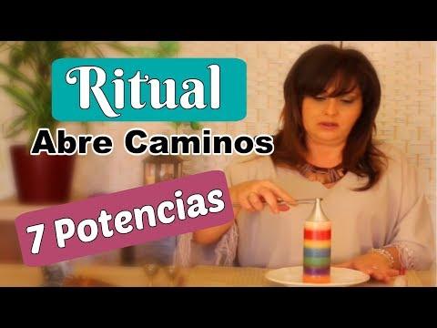 Ritual Abre Caminos de las 7 Potencias ~ Los Rituales de Margui