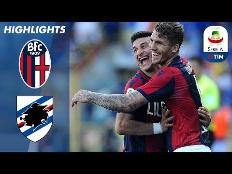 Bologna 3-0 Sampdoria | Massive Win Boosts Survival Hopes | Serie A