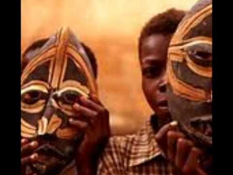 African Masks Part 1: Ghana, Benin And The Congo Region.