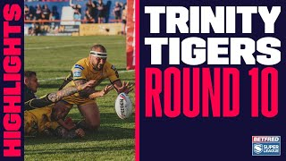 Highlights | Wakefield Trinity v Castleford Tigers, Round 10, 2021 Betfred Super League, 16.06.2021