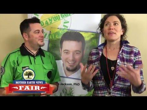 Mother Earth News Fair 2016:  Kirsten Shockey