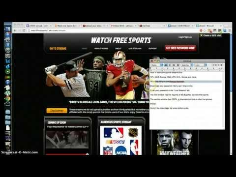 Watch Espn Online Free (Working! Legit!)